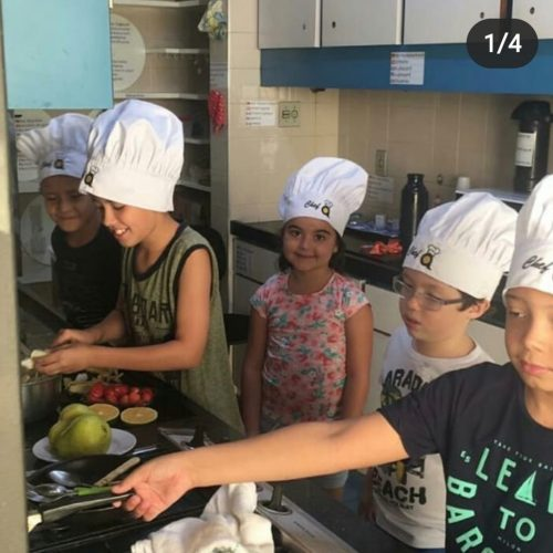 Chef A 6
